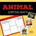 Cover of Animal Sorting Mats