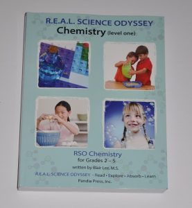 Ideas for curriculum and materials for teaching your elementary child chemistry.