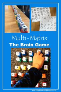 Check out this game for developing working memory, sustained attention, and visual memory skills, plus more!