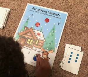 Check out these fun winter math activities for Kindergarten and 1st Grade!