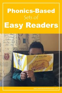 Phonics-Based Easy Readers