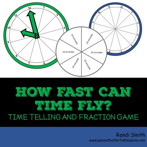 How Fast Can Time Fly? Game