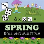 Cover of Spring Roll and Multiply Games