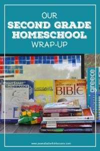 "Blog cover photof for ""our 2nd grade homeschool wrap-up"""