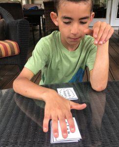 Playing Slap Fact