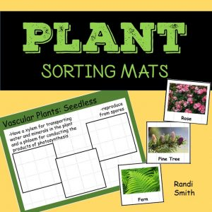 Product Cover for Plant sorting Mats