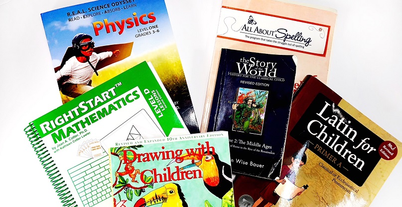 5th grade curriculm books