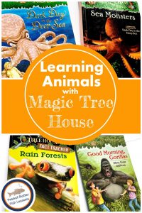 Learning Animals with Magic Tree House PIN