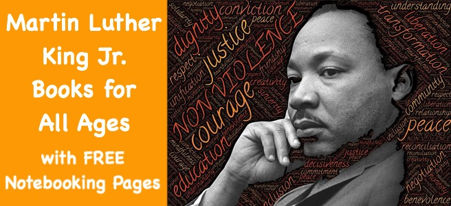 Cover for post Martin Luther King Jr. Books for All Ages