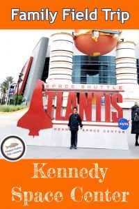 Cover for blog post Family Field Trip: Kennedy Space Center