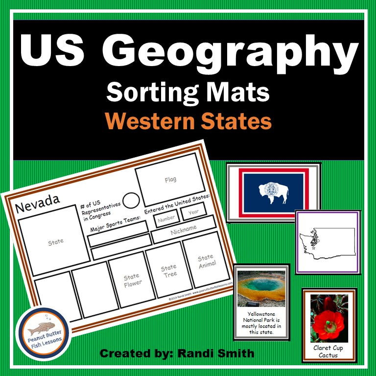 Western State Sorting Mats