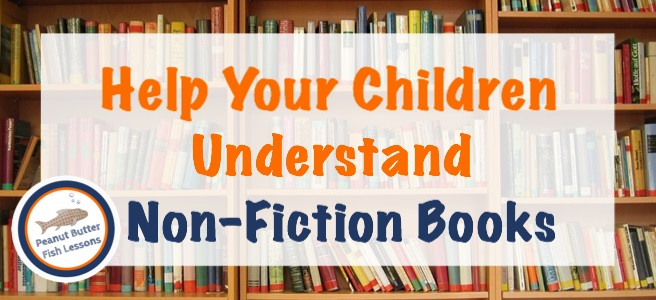 Cover for post titled Help Your Children Understand Non-Fiction Texts