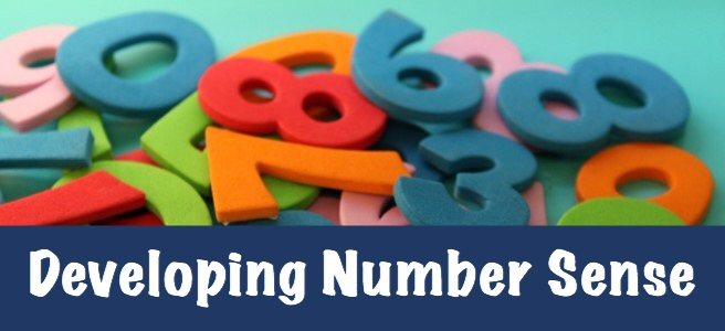 Cover image for blog post Developing Number Sense in Your Children