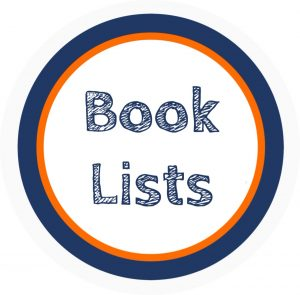 Graphic saying Book Lists