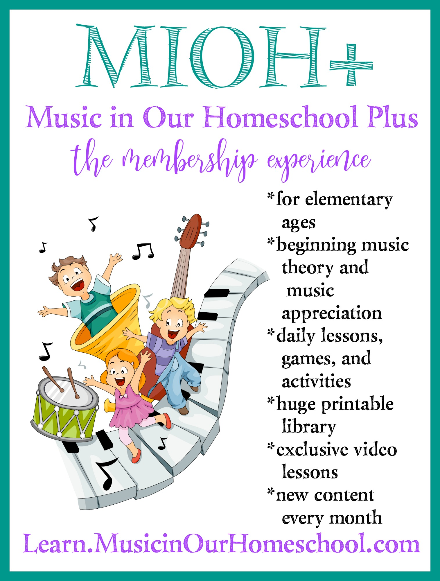 Music In Our Homeschool