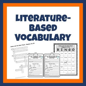 Literature-Based Vocabulary