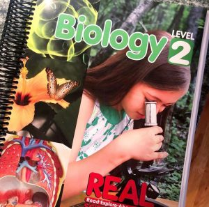 Biology Level 2 text book.